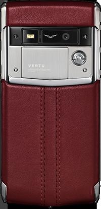 Телефон Верту Signature Touch Claret Calf