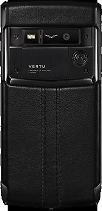 Телефон Верту Signature Touch Pure Jet Calf