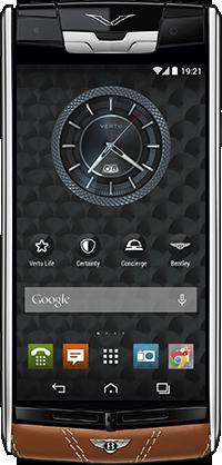 Телефон Vertu Signature Touch Vertu For Bentley
