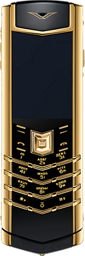 Телефон Vertu Signature S Design Gold