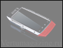 Телефон TAG Heuer Link Phone Elegance Red