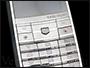 Телефон TAG Heuer Meridiist Black Alligator