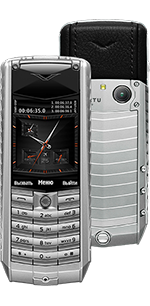 Vertu Ascent 2010 Black