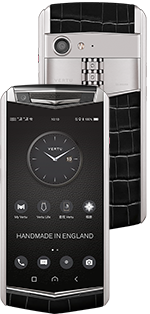 Купить Vertu Aster P Baroque Jade Black Alligator