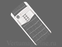 Телефон Vertu Aster P Baroque Jade Black Alligator