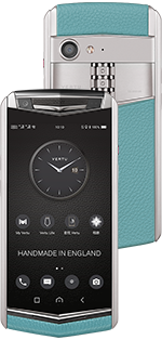 Купить Vertu Aster P Baroque Powder Blue Calf