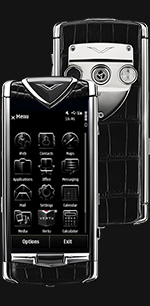 Vertu (Верту) Constellation Touch Alligator