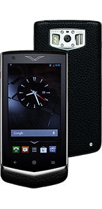 Vertu Constellation V Black