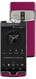 Купить Vertu Constellation X Pink