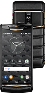 Купить Vertu New Signature Touch Pure Jet Red Gold