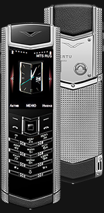 Vertu (Верту) Signature S Design Clous De Paris Steel