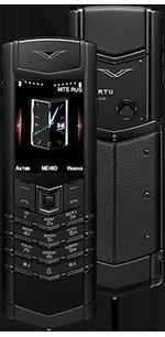 Купить Vertu Signature S Design Pure Black Exclusive