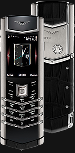 Vertu (Верту) Signature S Design Alligator