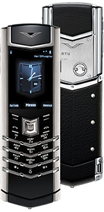 Vertu Singature S Design Steel