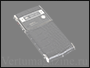 Телефон Vertu Signature Touch Jet Alligator