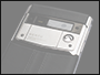 Телефон Vertu Signature Touch Jet Calf