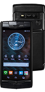 Vertu Signature Pure Jet Calf
