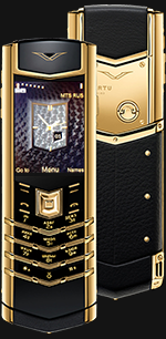 Vertu (Верту) Signature S Design Gold