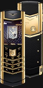 Vertu (Верту) Signature S Design Gold